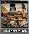 Tumbleweed Express Foil 6