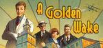 A Golden Wake Logo