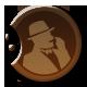 Agatha Christie - The ABC Murders Badge 2