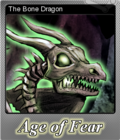 Age of Fear The Undead King Foil 2
