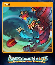 Awesomenauts Card 13