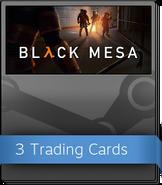 Black Mesa Booster Pack