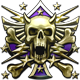 Call of Duty Ghosts - Multiplayer Badge Foil