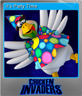Chicken Invaders 5 Foil 2