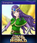 Cthulhu Saves the World Card 2
