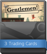 Gentlemen Booster Pack