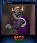Miko Mole Card 3