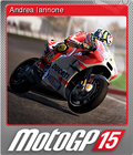 MotoGP 15 Foil 3