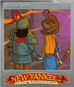 New Yankee in King Arthur's Court Foil 1