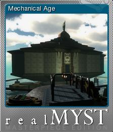 RealMyst Masterpiece Edition Foil 3