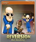 Reversion - The Meeting Foil 3