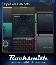 Rocksmith 2014 Card 1