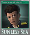 SUNLESS SEA Foil 3