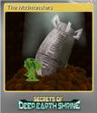 Secrets of Deep Earth Shrine Foil 3