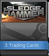Sledgehammer Gear Grinder Booster Pack