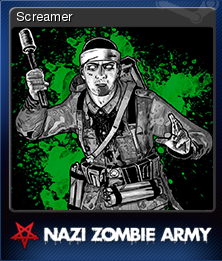 Sniper Elite Nazi Zombie Army Card 5