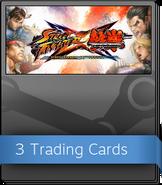 Street Fighter X Tekken Booster Pack