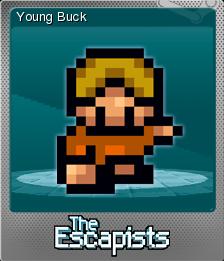 The Escapists Foil 4
