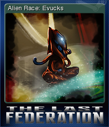 The Last Federation Card 05