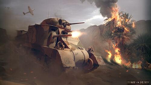 Time of Fury Artwork 6