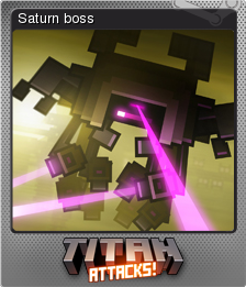 Titan Attacks! Foil 4