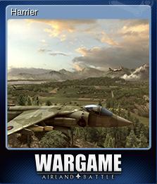 Wargame AirLand Battle Card 5