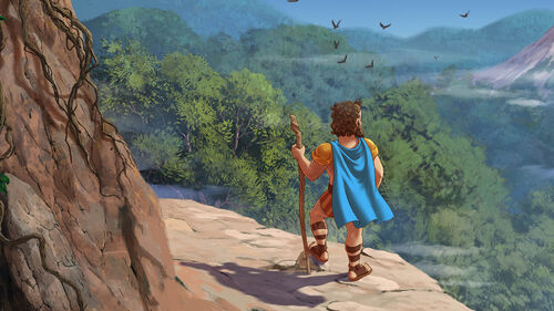 12 Labours of Hercules III Girl Power Artwork 4