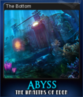 Abyss The Wraiths of Eden Card 1