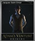 Adam's Venture Origins Foil 6