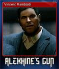 Alekhine's Gun Card 7