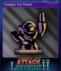 Attack of the Labyrinth + Card 7