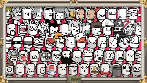 BattleBlock Theater Artwork 02