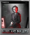 Blues and Bullets Foil 5