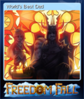 Freedom Fall Card 4