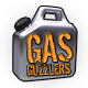 Gas Guzzlers Extreme Badge 4