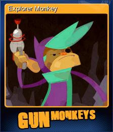 Gun Monkeys Card 2