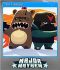 Major Mayhem Card 04 Foil