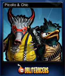 Obliteracers Card 6