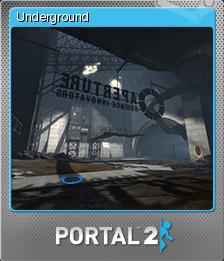 Portal 2 Foil 8