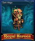 Royal Heroes Card 1