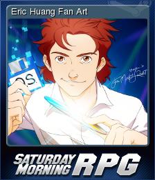 Saturday Morning RPG Card 8