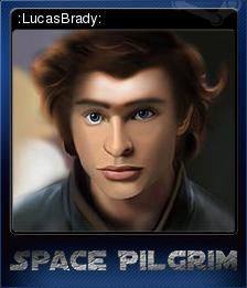 Space Pilgrim Episode II Epsilon Indi Card 3