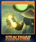 Stealth Inc 2 A Game of Clones Card 6