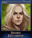 Sword Daughter Card 1