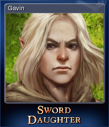 Sword Daughter Card 1