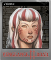 Vengeance Road Foil 4