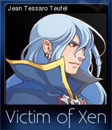 Victim of Xen Card 4