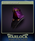 Warlock Master of the Arcane Card 2