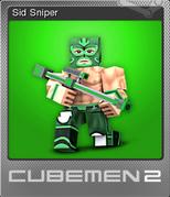 CM2 SidSniper Small F