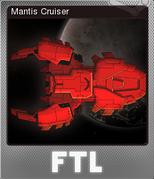 FTL MantisCruiser Small F